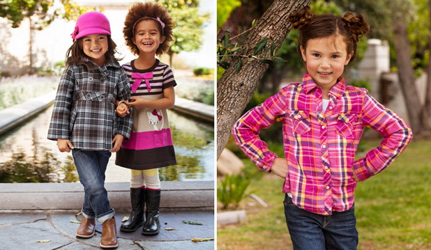 Top Fashion Trends of 2014 - for kids to look cute and show-stopper ...